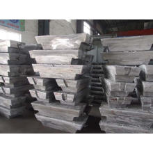 Prix usine direct Lingot d'aluminium primaire Al lingot 99,7% A7