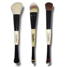 3piece Dual End Makeup Brush Set (TOOL-199)