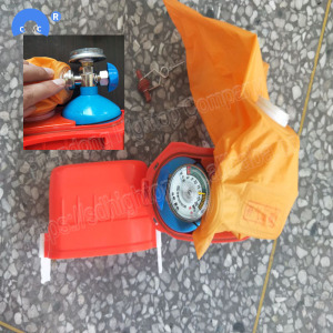 coal mine self contained oxygen generator