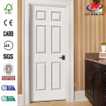 Woodgrain 6-Panel Primed Molded Interior Door