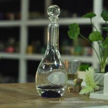 Bouteille de vin avec couvercle