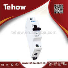 Low voltage electric circuit breaker enables the green safety life