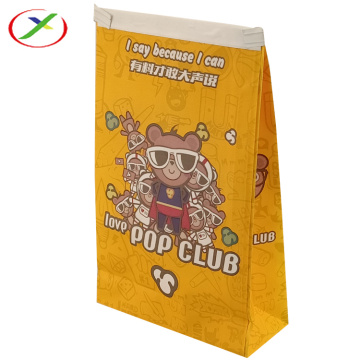 pla  environmental friendly paper bag