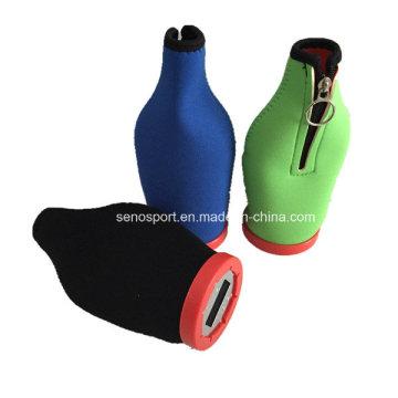 Охладитель бутылок промотирования неопрена с консервооткрывателем бутылки (SNBC-02)