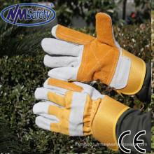 NMSAFETY des gants en cuir de bonne qualité se vend bien dans le monde entier