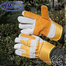 NMSAFETY good quality leather gloves sells good around the world