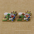 2016 Rio Olympic Hard Enamel Metal Doraemon Badges