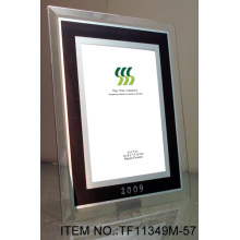 Mirror Glass Photo Frame