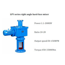 Lfy Series Right Angle Hard-Face Gear Mixer