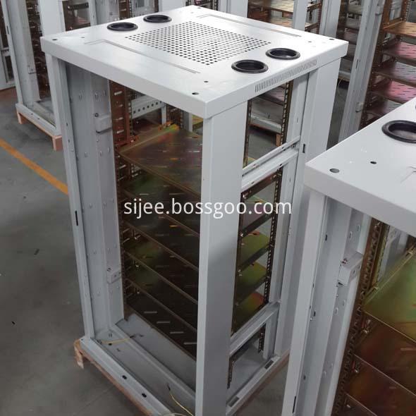 Floor Standing Rack Cabinet