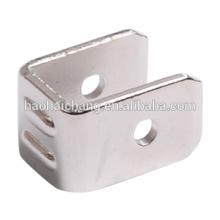 Boîtier de capteur de température Precision Sheet Fabrication Metal Stamping Shrapnel