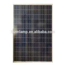 Chegou novo yangzhou popular no Oriente Médio sistema de painel solar / preço por watt painel solar de silício policristalino