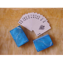 Custom Paper or PVC Poker Cards