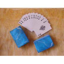 Cartões personalizados de papel ou PVC Poker