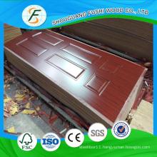Melamine MDF Door Skin 870mm