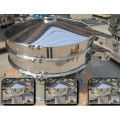 ISO Certification Ceruse Powder Vibrating Screen