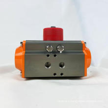 Ningbo Kailing AT50S pneumatic actuator with long service life for 90 degree rotary valve