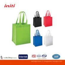 2016 La qualité de vente en usine personnalisée porte un sac non tissé