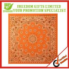 Logo promotionnel imprimé bandana personnalisé