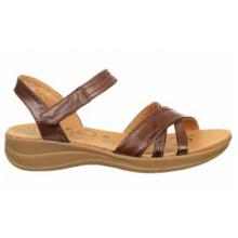 Le temps chaud reprieve des sandales en cuir de style décontracté