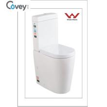 Двухкомпонентный туалет с утвержденным сертификатом Ce / Watermark (CVT6010)