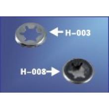 Clip vertical ciego (H-003, H-008)
