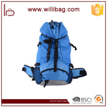 Top Quality Mountaineering Rucksack Hiking Drawstring Backpack