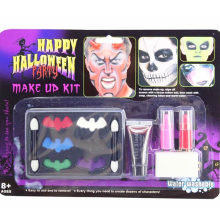 Happy Halloween Makeup Hallowmas Cosmetics Party Toy