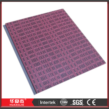 Fashion Design Plastic Ceiling Tiles