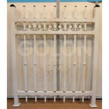 DIY Home Ornamental Aluminum Depot Fencing