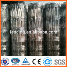 High quality grassland for breeding low carbon field wire fence