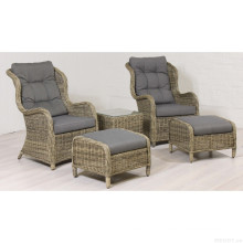 Garden Wicker Leisure Set Rattan Outdoor Patio Furniture