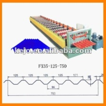 corrugated Roof panel coldRoll Forming Machine