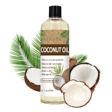 100% Pure Natural Organic Coconut Oil Whitening Nourishing and Moisturizing