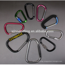 high quality keychain carabiner keyring