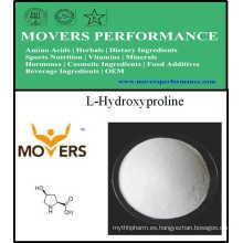 Línea competitiva de suministro de L-hidroxiprolina fermentada