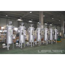 Equipo de tratamiento de agua Filtro de agua autolimpiante