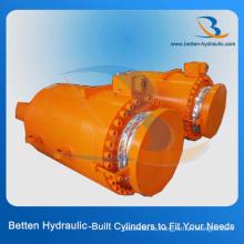 Cilindro hidráulico de prensa de extrusión de metales