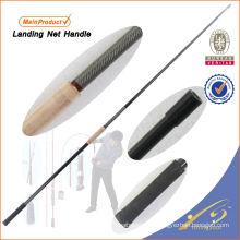 LNH001 графит рыболовной удочки пустой удочка Вэйхай OEM для ловли карпа сачок ручка