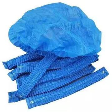 Non-woven Protective Isolation Disposable Nurse MOB CAP
