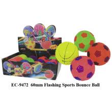 Blinzelnder Sport Bounce Ball