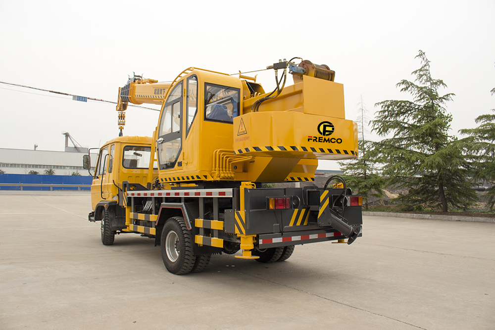 truck crane used for sale