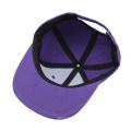 gorros de bebé de diseñador gorra de ala plana bebé con logotipo personalizado