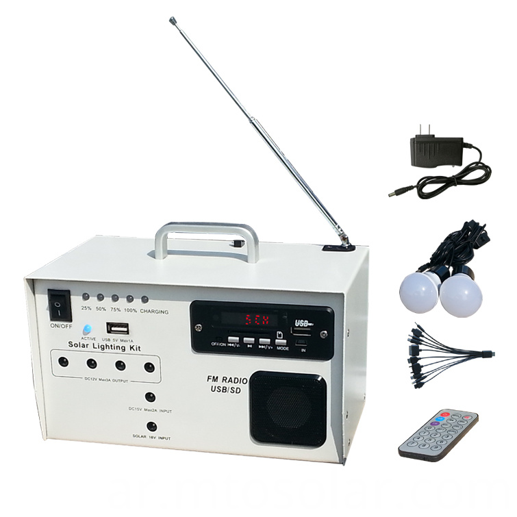 radio kit with bluetooth