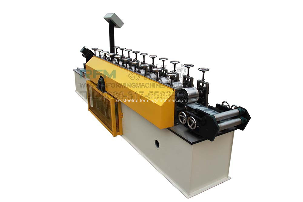 Metal Steel Track Channel Making Machine