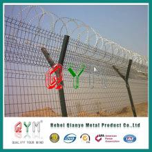 Cerca de aeroporto de fio naval de alta segurança Qym