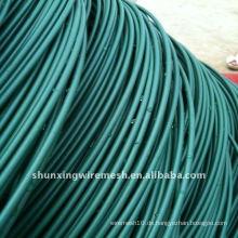 Hochwertiger aber niedriger Preis PVC beschichteter Draht