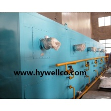 Activated Carbon Particles Dryer