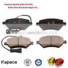 Kapaco Brake pad rotors 8903-D1674 for Chery Qiyun 3