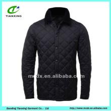 hombres casuales de la chaqueta del invierno de la ciudad